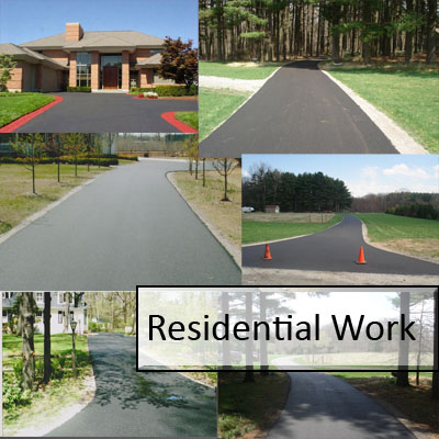 Residential work