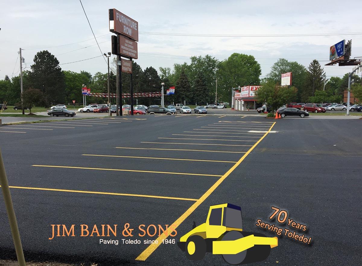 Furniture Row Toledo Ohio Jim Bain